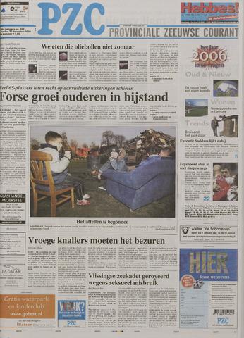 Provinciale Zeeuwse Courant 2006-12-30
