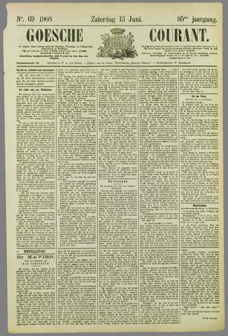 Goessche Courant 1908-06-13