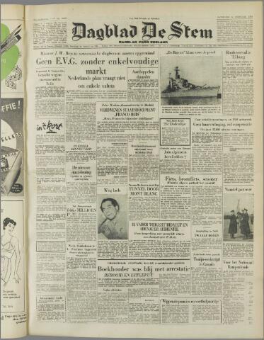 de Stem 1953-02-28