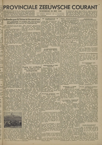 Provinciale Zeeuwse Courant 1944-05-24