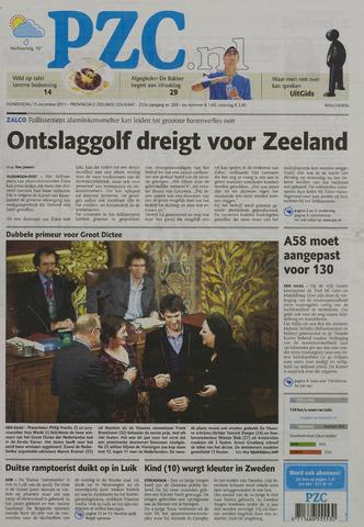 Provinciale Zeeuwse Courant 2011-12-15