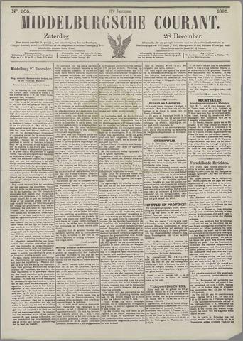 Middelburgsche Courant 1895-12-28
