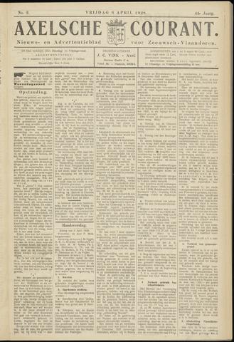 Axelsche Courant 1928-04-06