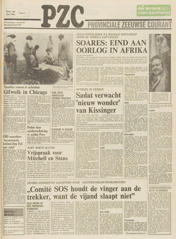 Provinciale Zeeuwse Courant 1974-04-29