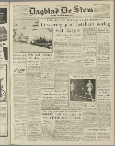 de Stem 1956-09-14