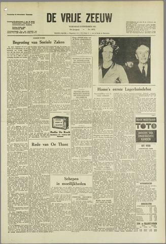 de Vrije Zeeuw 1963-11-13