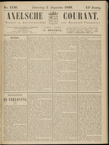 Axelsche Courant 1899-08-05