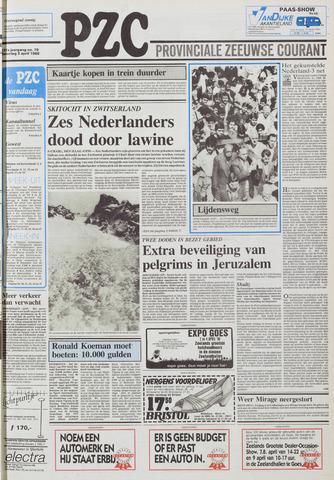 Provinciale Zeeuwse Courant 1988-04-02