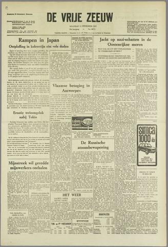 de Vrije Zeeuw 1963-11-11