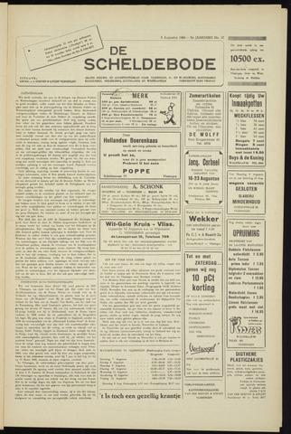 Scheldebode 1954-08-06