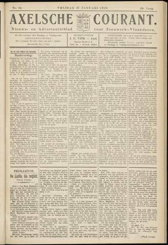 Axelsche Courant 1928-01-27
