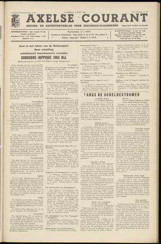 Axelsche Courant 1963-06-08