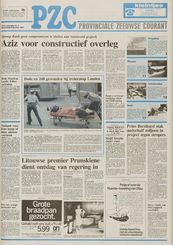 Provinciale Zeeuwse Courant 1991-01-09
