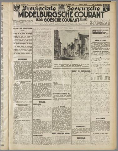 Middelburgsche Courant 1933-04-26
