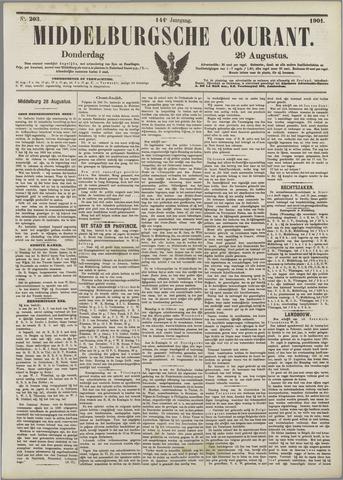 Middelburgsche Courant 1901-08-29