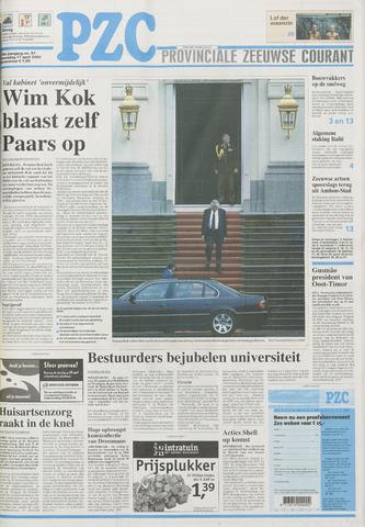 Provinciale Zeeuwse Courant 2002-04-17