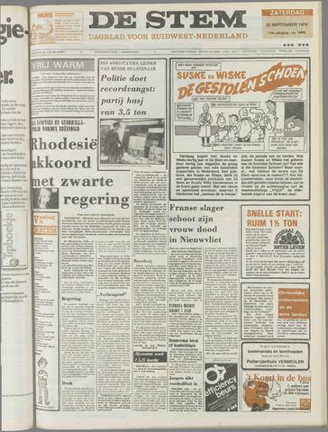 de Stem 1976-09-25