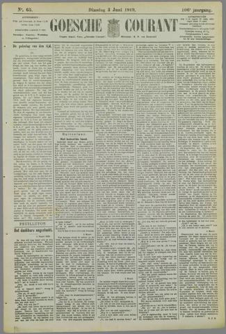 Goessche Courant 1919-06-03