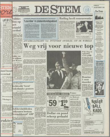 de Stem 1986-09-30