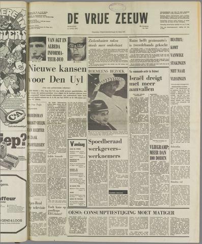 de Vrije Zeeuw 1973-04-11