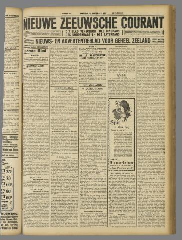 Nieuwe Zeeuwsche Courant 1927-09-24
