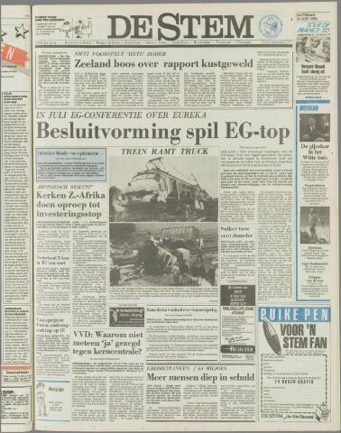 de Stem 1985-06-29