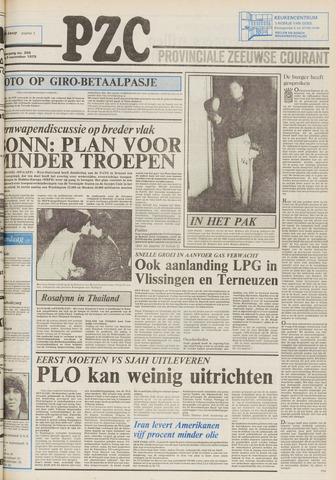 Provinciale Zeeuwse Courant 1979-11-09