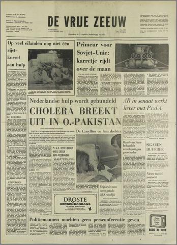de Vrije Zeeuw 1970-11-18