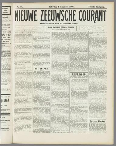 Nieuwe Zeeuwsche Courant 1906-08-04