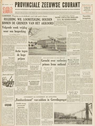 Provinciale Zeeuwse Courant 1964-01-25