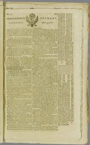 Middelburgsche Courant 1805-06-13