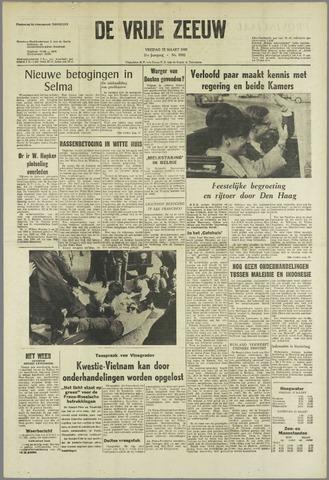 de Vrije Zeeuw 1965-03-12