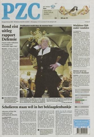 Provinciale Zeeuwse Courant 2008-02-26
