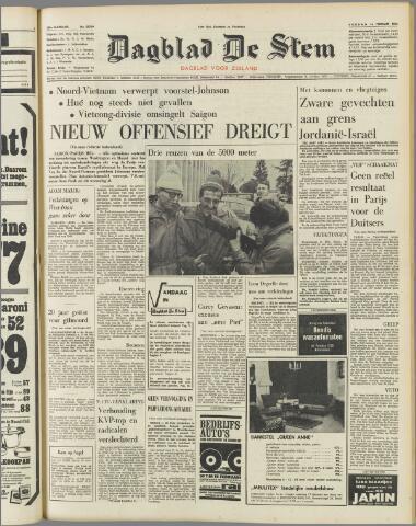 de Stem 1968-02-16
