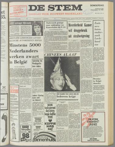 de Stem 1976-02-26