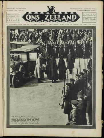 Ons Zeeland / Zeeuwsche editie 1934-03-30
