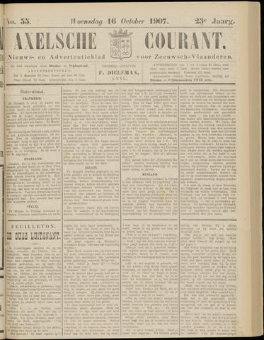 Axelsche Courant 1907-10-16