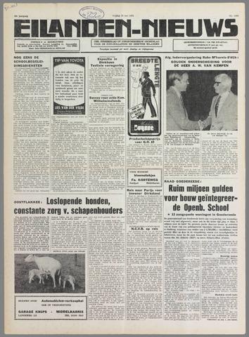 Eilanden-nieuws. Christelijk streekblad op gereformeerde grondslag 1976-05-21