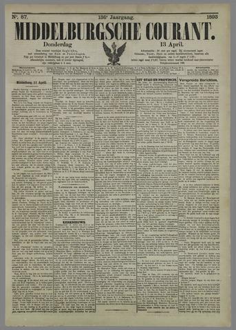 Middelburgsche Courant 1893-04-13