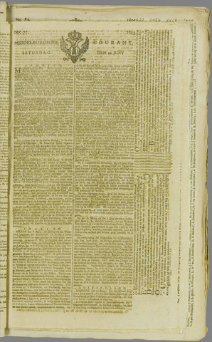 Middelburgsche Courant 1805-06-22