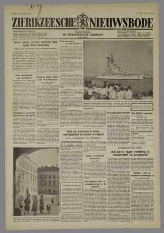 Zierikzeesche Nieuwsbode 1955-10-14