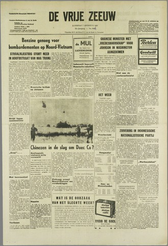 de Vrije Zeeuw 1965-08-07