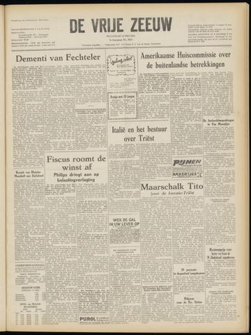 de Vrije Zeeuw 1952-05-12