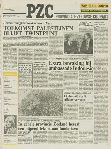 Provinciale Zeeuwse Courant 1977-12-28