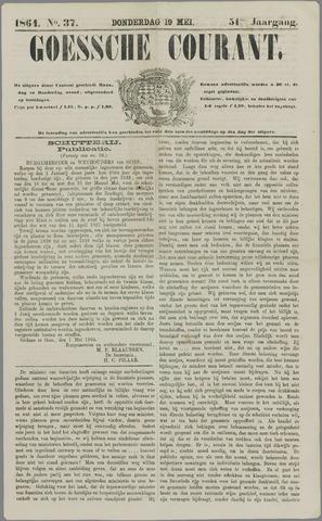 Goessche Courant 1864-05-19