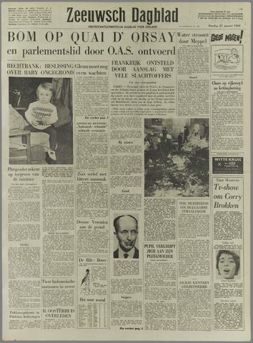 Zeeuwsch Dagblad 1962-01-23