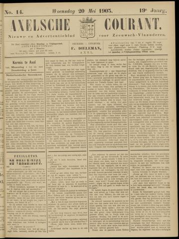 Axelsche Courant 1903-05-20