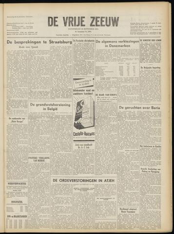 de Vrije Zeeuw 1953-09-24