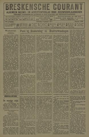 Breskensche Courant 1928-01-21