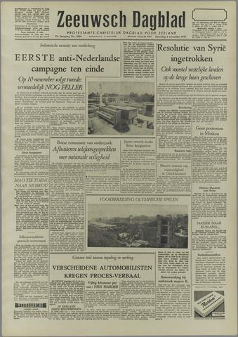 Zeeuwsch Dagblad 1957-11-02